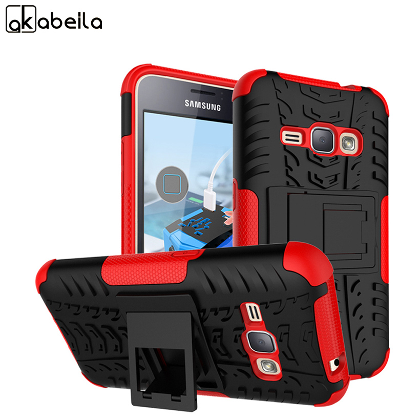 AKABEILA Phone Cases For Samsung Galaxy J1 2016 Covers J120 J120F J120H Duos SM-J120 SM- ...
