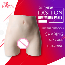 Eyung realistic silicone fake vaginal underwear artificial sexual organ pussy for shemale crossdresser drag queen