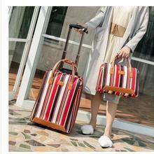 Women travel Luggage Bag cabin luggage s