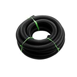 1 м внутренняя Диаметр 25 мм черные высокие Температура гибкий EVA шланг пылесоса поставить оборудование Дренаж/ орошения