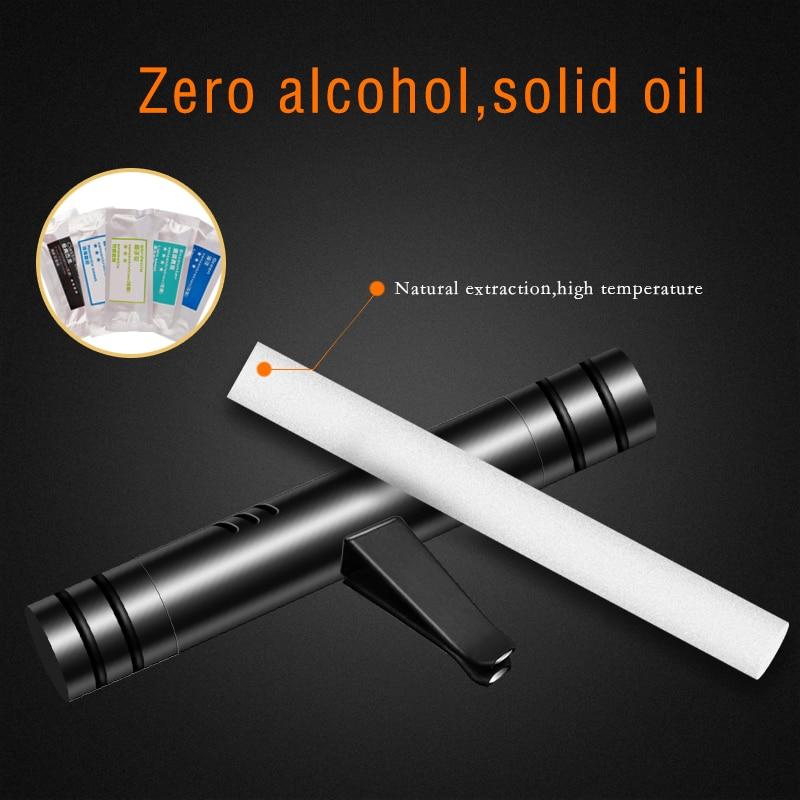 Ambientador de aire del coche perfume del enchufe Auto aire de ventilación en el aire acondicionado del coche imán Clip difusor perfume sólido