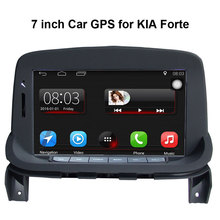 Upgraded Original Car multimedia Player Car GPS Navigation Suit to KIA Forte Support WiFi Smartphone Mirror-link Bluetooth