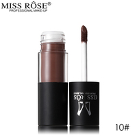 Smooth Non-stick Cup Matte Lip Gloss Makeup Lip Stick Waterproof Easy Wear Long Lasting Lipstick Liquid