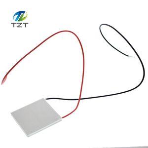 Image 4 - 10pcs TEC1 12705 Thermoelectric Cooler Peltier 12705 12V 5A Peltier Cells TEC12705 peltier module