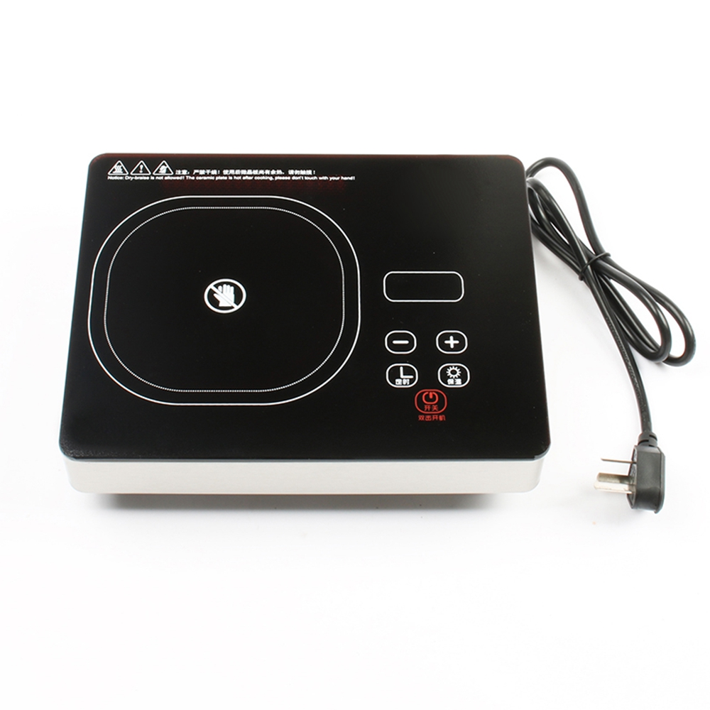 DMWD 1400W Nonradiative Home Portable Cooker Ultra-thin Mini Electric Stove Hot Plate 220V For Water Kettle/Pan/Tea Pot hantek pc usb oscilloscope 6022bl 2 digital channels 20mhz bandwidth 48msa s sample rate 16 channels logic analyzer