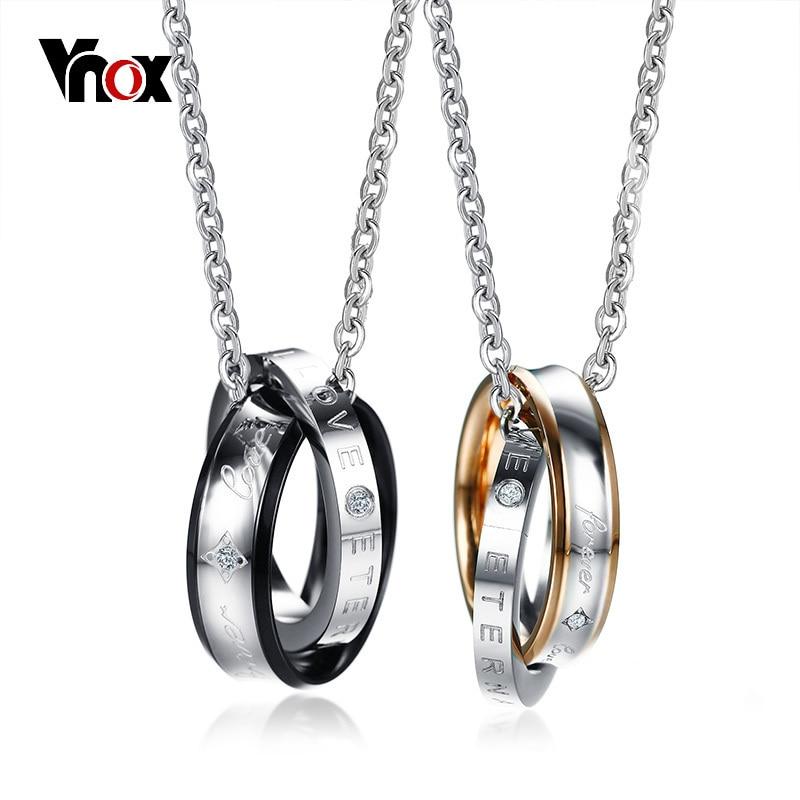 Vnox Engraved