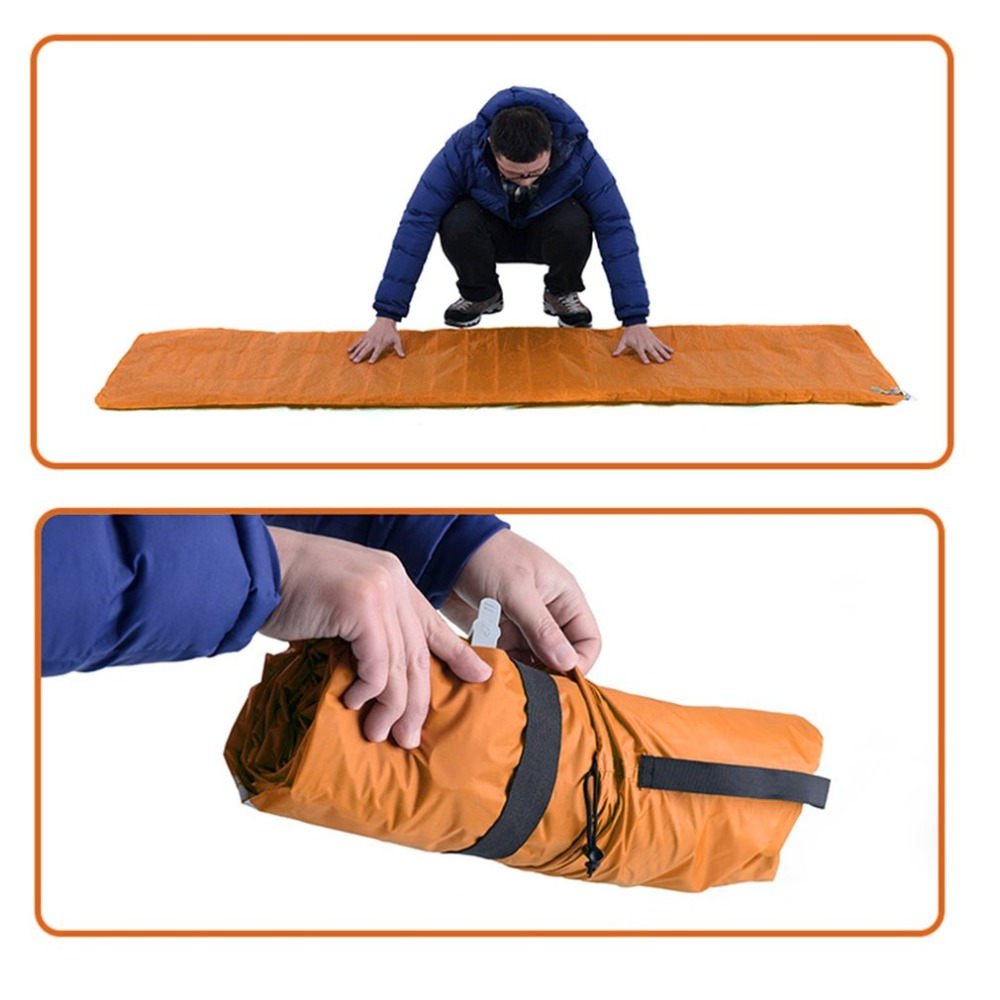 Air Mattress Inflatable Bed for Tent Portable Ultralight Sleeping Pad Air Bed Moistureproof Pad Waterproof Outdoor Camping Mat inflatable mattress beach mat automatic air mattress camping mat air bed with pillow sleeping pad 193 65
