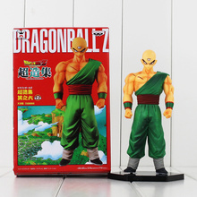 """6""""15.5CM Japanese Anime Dragon Ball Z Tien Shinhan PVC Action Figure Collection Model Toy for Kids"""