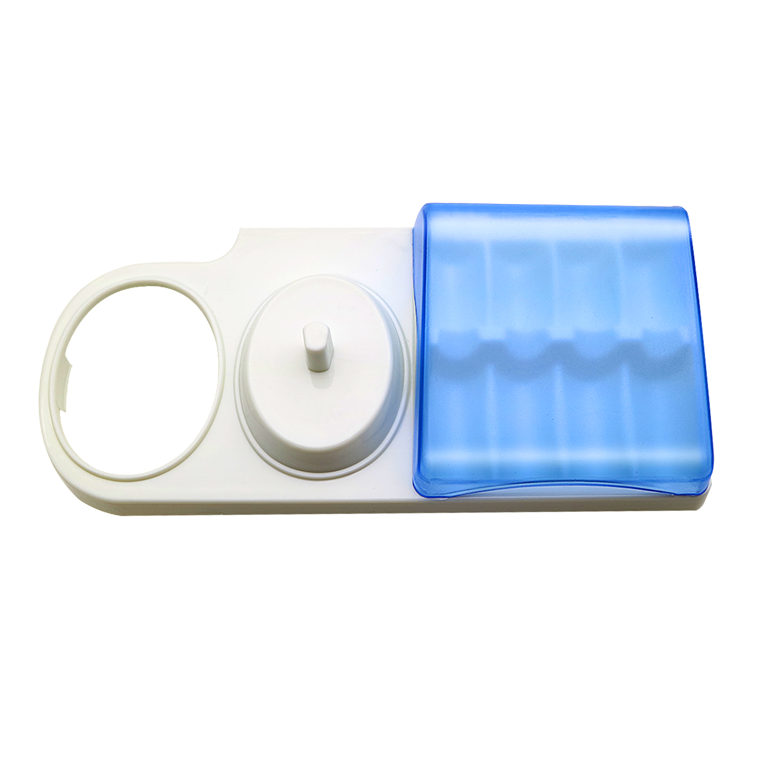 New Portable Brush Head Plastic Support Holder For Oral-B Electric Toothbrush Stand D12 D20 D17 D18 D29 D34 Pro 1000 600 690 700 image