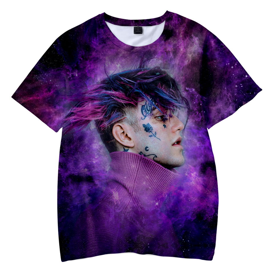 7b8285861 Detail Feedback Questions about XXXtentacion and Lil Peep 3D Fashion  Children Summer T Shirt 2018 Hot Sale Funny Short Sleeve Tops T Shirt  Fashion Kids Tees ...