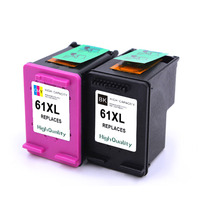 For Hp 61 XL Compatible Ink Cartridge For HP61 For Deskjet 1000 1050 2050 2050s 2510