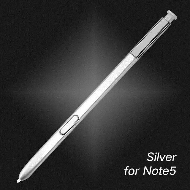Para Samsung Galaxy Note Caneta Caneta Stylus Ativo S Note5 5 Note5 Estilete Caneta Pen Touch Screen para o Telefone Móvel s-Caneta À Prova D' Água