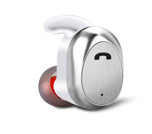 Новый D11 Беспроводной Bluetooth наушники Спорт Бег Наушники автомобиля Бизнес гарнитура Супер Мини стелс наушники С микрофоном