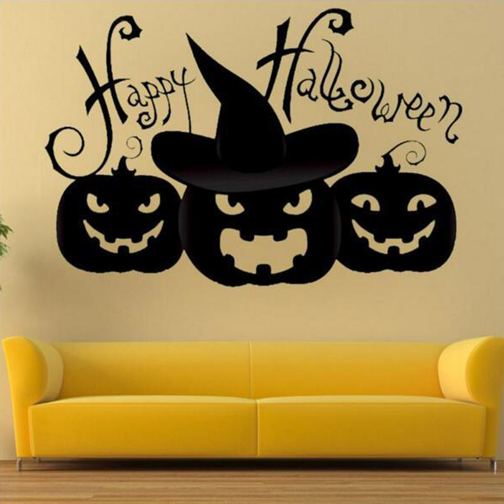Beautiful Halloween Wall Decoration Images - The Wall Art ...