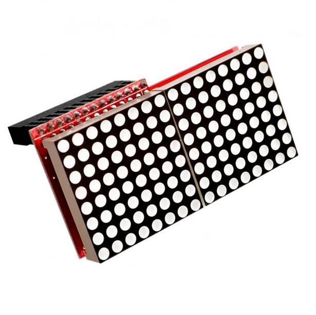 Умная Электроника Raspberry Pi 3 светодиодный матричный светодиодный дисплей модуль ...