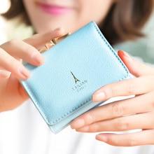 Small Wallets Fashion Women Multi-function