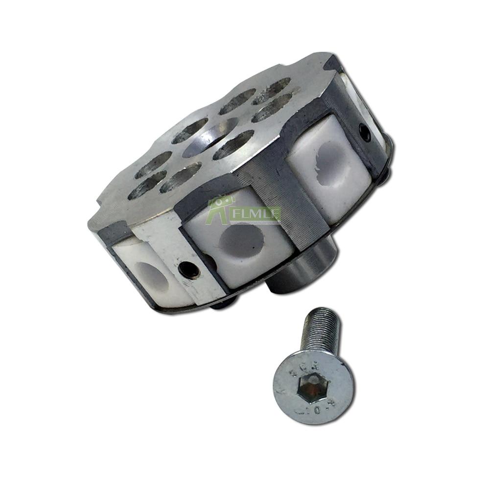 Adjustable 4 Shoe Clutch for RC 1 6 FG Monster Model Truck Hummer Jeep Buggy