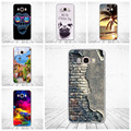 3D Relief Printing Soft TPU Protector Case For Samsung Galaxy J5 2016 J510 J510F SM-J510F Silicon Cover for Samsung J5 (2016)