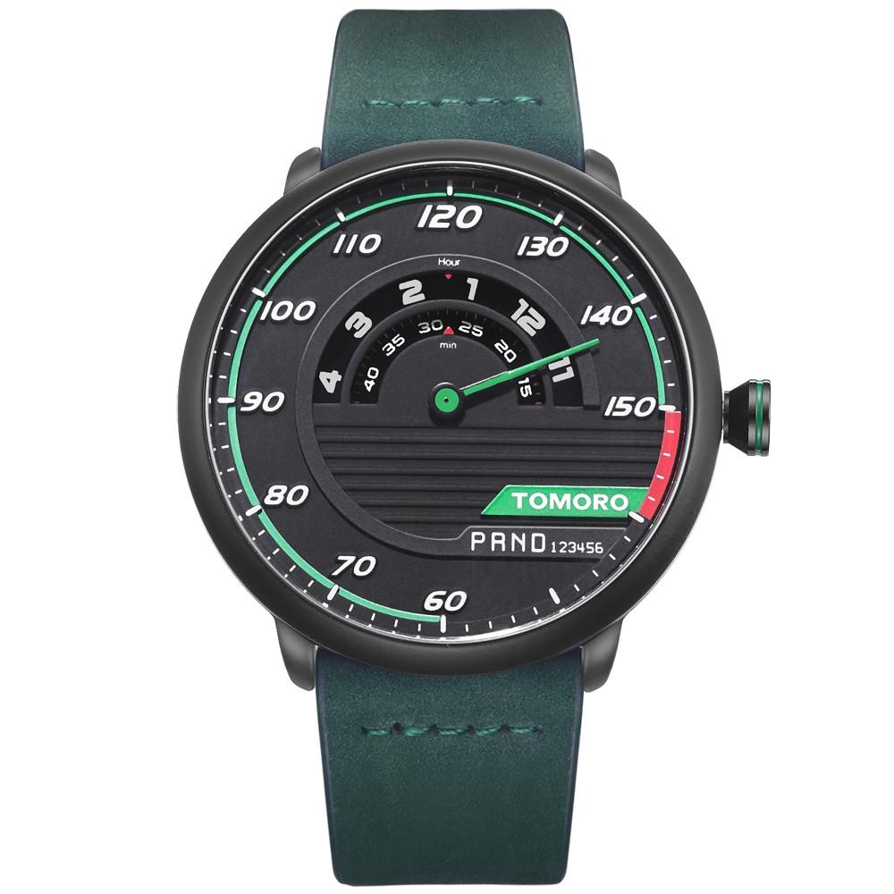 HTB16vpcPXXXXXcJXVXXq6xXFXXXC TOMORO Men's Unique Racing Car 3D Design Wrist Watch