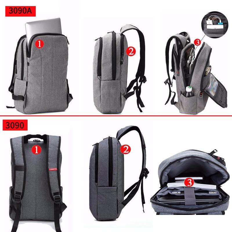 8c06d631db36 ... 2018 Tigernu Men s Backpacks Anti-thief Male Mochila for Laptop 14-15  Inch Notebook ...