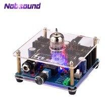 مكبر صوت مصغر من الفئة أ 12AU7 بأنبوب تفريغ متعدد الهجين لمضخم صوت الاستيريو من الفئة أ مع أداء صوتي.