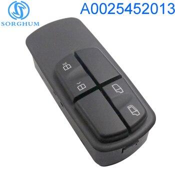 جديد A0025452013 0025452013 الكهربائية ماستر الطاقة التحكم نافذة التبديل لمرسيدس بنز شاحنة