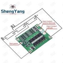 3S 25A Li-Ion 18650 BMS PCM Batterie Schutz Bord BMS PCM Mit Balance Für li-ion Lipo Batterie Zelle Pack modul DIY