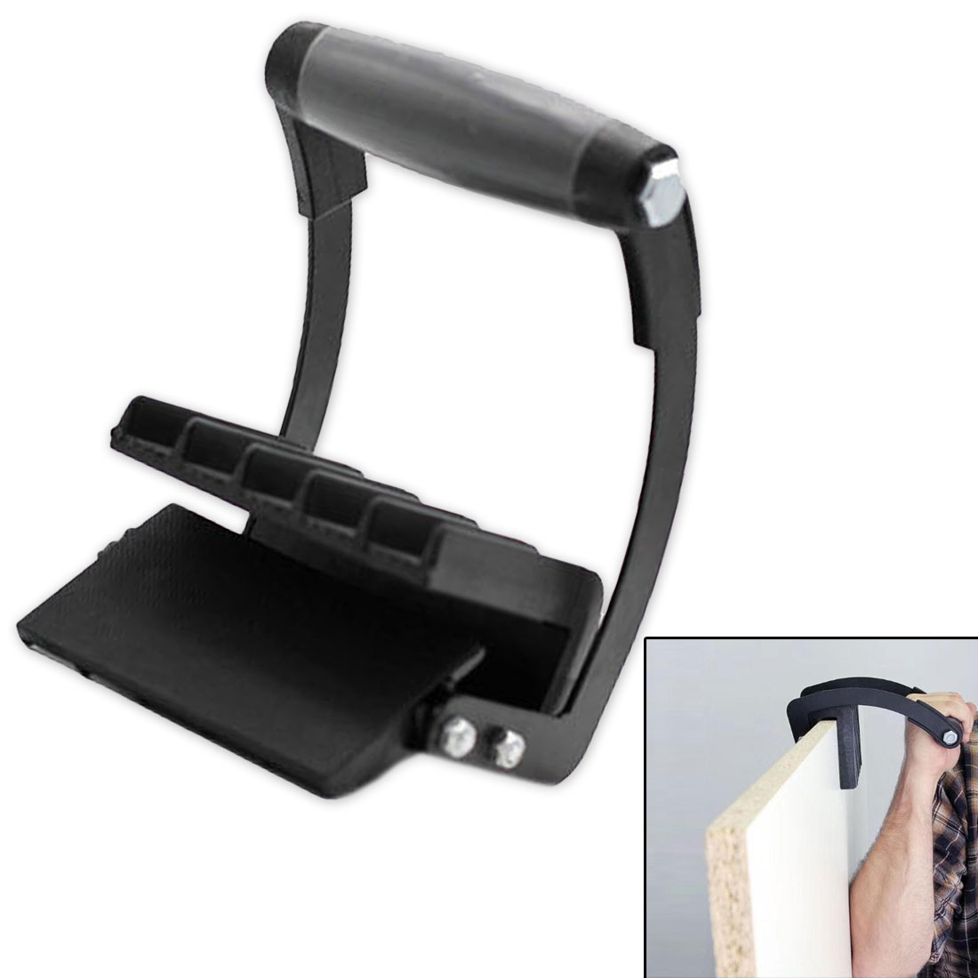 1pcs Special Home Tool Panel Carrier Plywood Carrier System Handy Grip Wood Board Lifter Easy Free Hand