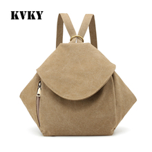 Небо фантазии Популярные классический холст женщины рюкзак многоцелевой vogue мода повседневная Корейский стиль девушки сумка
