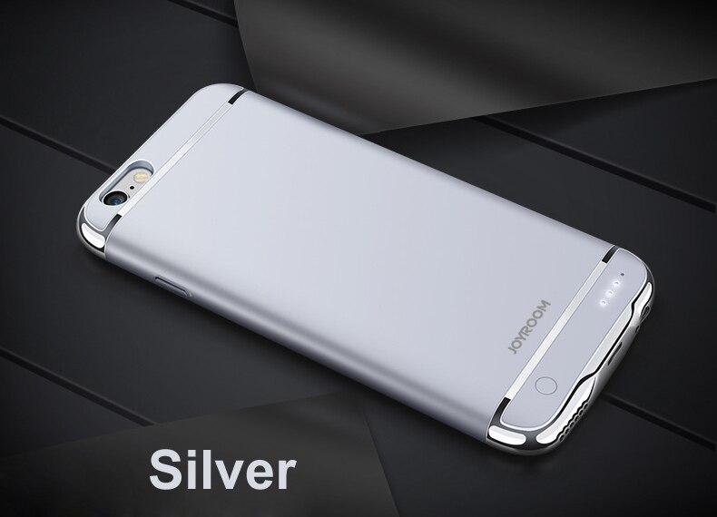 Wiederaufladbare Externe Backup Batterie Fall Für iPhone 6 6 s Plus Power Bank Handy Ladegerät Fall Abdeckung für iPhone 7 7 plus