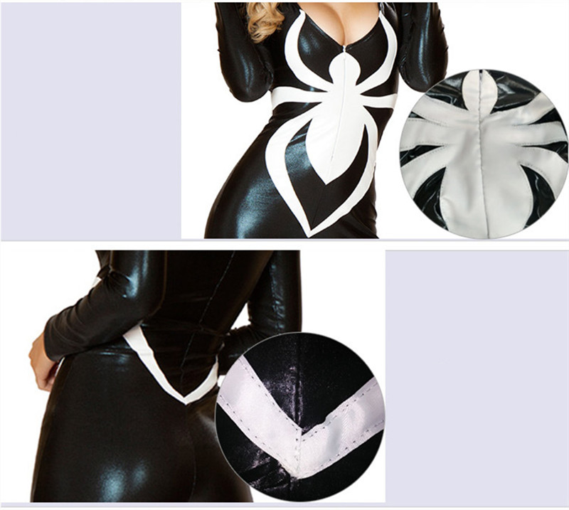 Sexy Spiderman Costume For Women - Super Comics Online