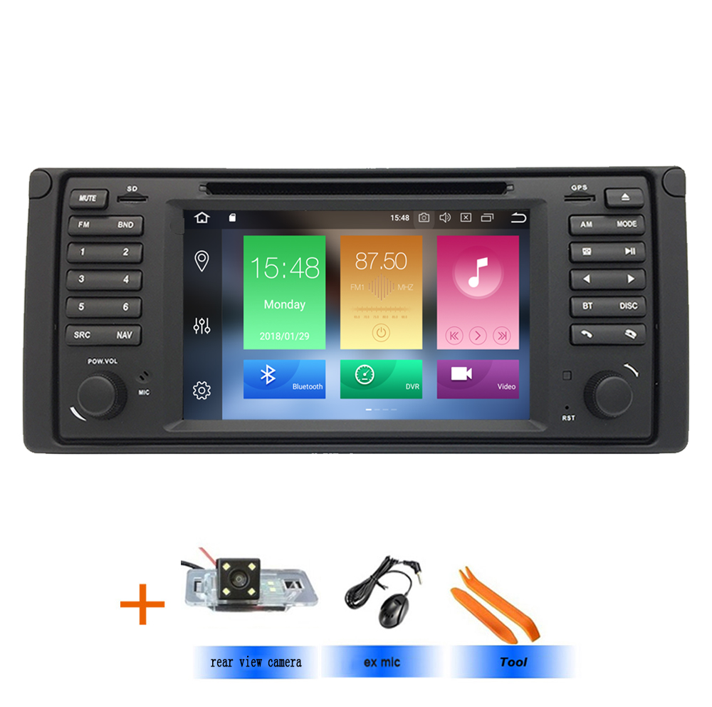IPS screen 4G 8 Core Android 9 0 In Dash Car Stereo DVD Multimedia Player for