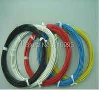 Free shipping 5meters UL special soft silicone wire / 16AWG RED / 252 shares / high temperature wire / super soft core