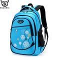 BAIJIAWEI Boy Backpack School Bags Mochila Escolar Children Kids Backpacks Waterproof Fashion Print School Backpacks for Girls