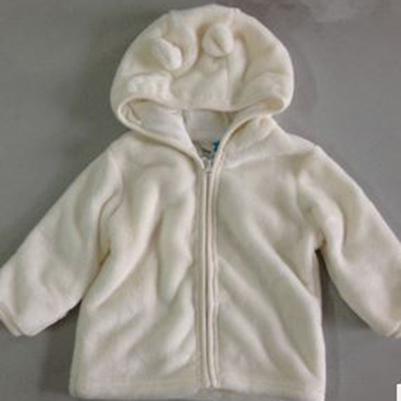 2017-winter-new-baby-coral-Fleece-Hooded-Jacket-infant-super-cute-cartoon-shape-solid-color-warm-Hoodie-3-color-free-shipping-1