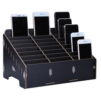 Mobile Phone Repair Tool Case Wooden Tool Box Herramientas Outils Electronic Components Storage Box Toolbox