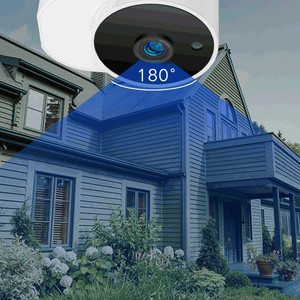 Image 3 - Nieuwe Youpin Xiaovv 1080P Outdoor Panoramisch Bewakingscamera Draadloze Wifi High Definition Nachtzicht