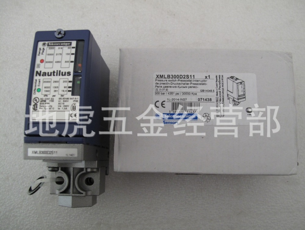 Купить с кэшбэком Schneider pressure switch XMLB300D2S11, XMLB300D2S14, XMLA300D2C11