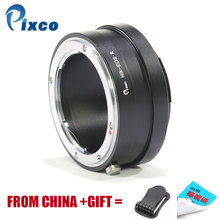 Pixco For Nik-EOS R, Droshipping with lens adapter, Lens Adapter Suit Nikon to for EOS R Camera