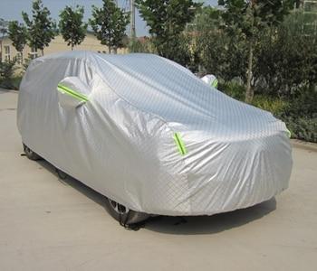 Good quality! Custom special car covers for Hyundai Santa fe 2019 sunscreen waterproof car cover for Santafe 2019,Free shipping
