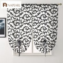 6b1af76513e79 Popular Modern Black and White Curtains-Buy Cheap Modern Black and ...