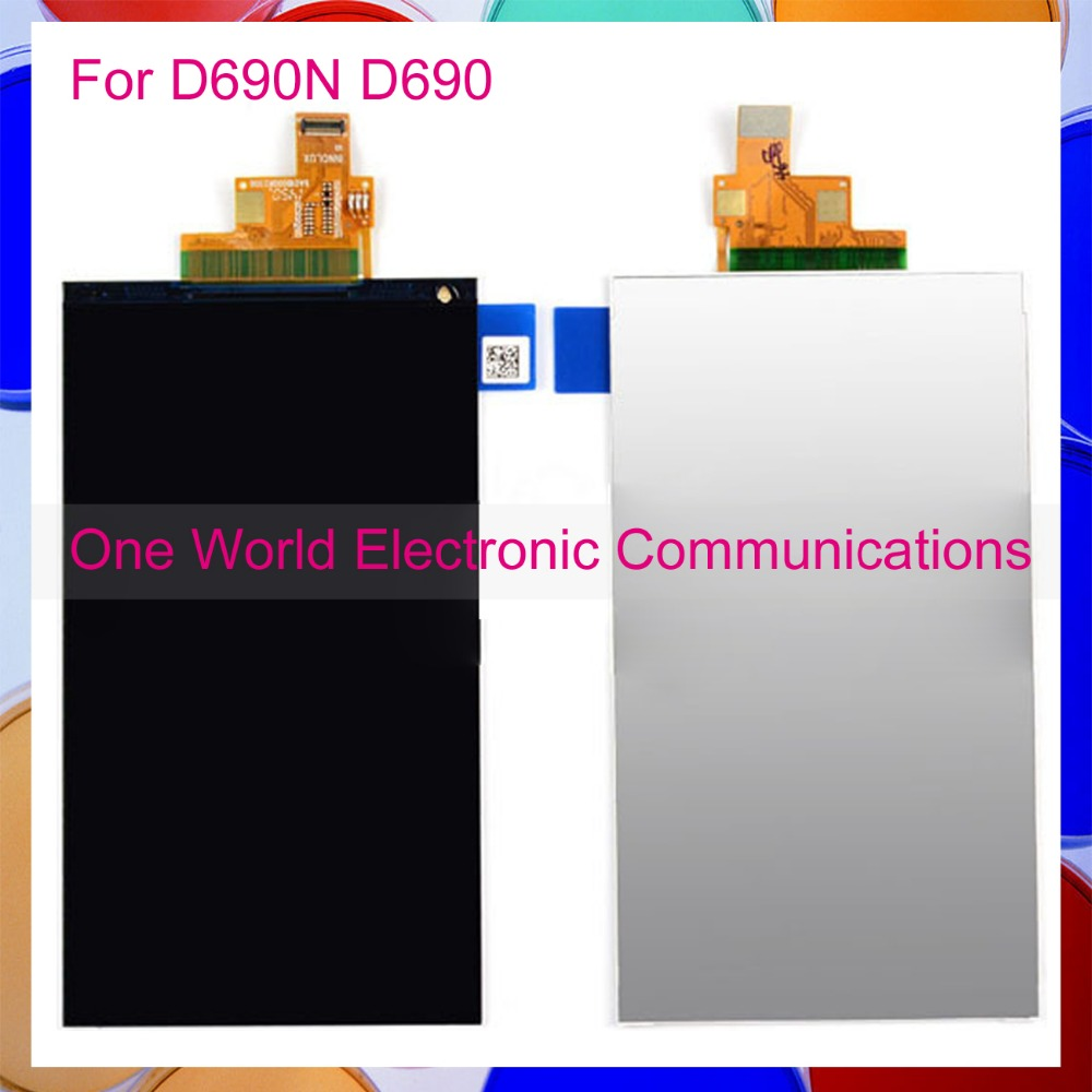 One World High Quality 5.5 Smartphone For LG G3 Stylus D690N D690 LCD Display Screen Monitor Panel Free Shipping Tracking Code
