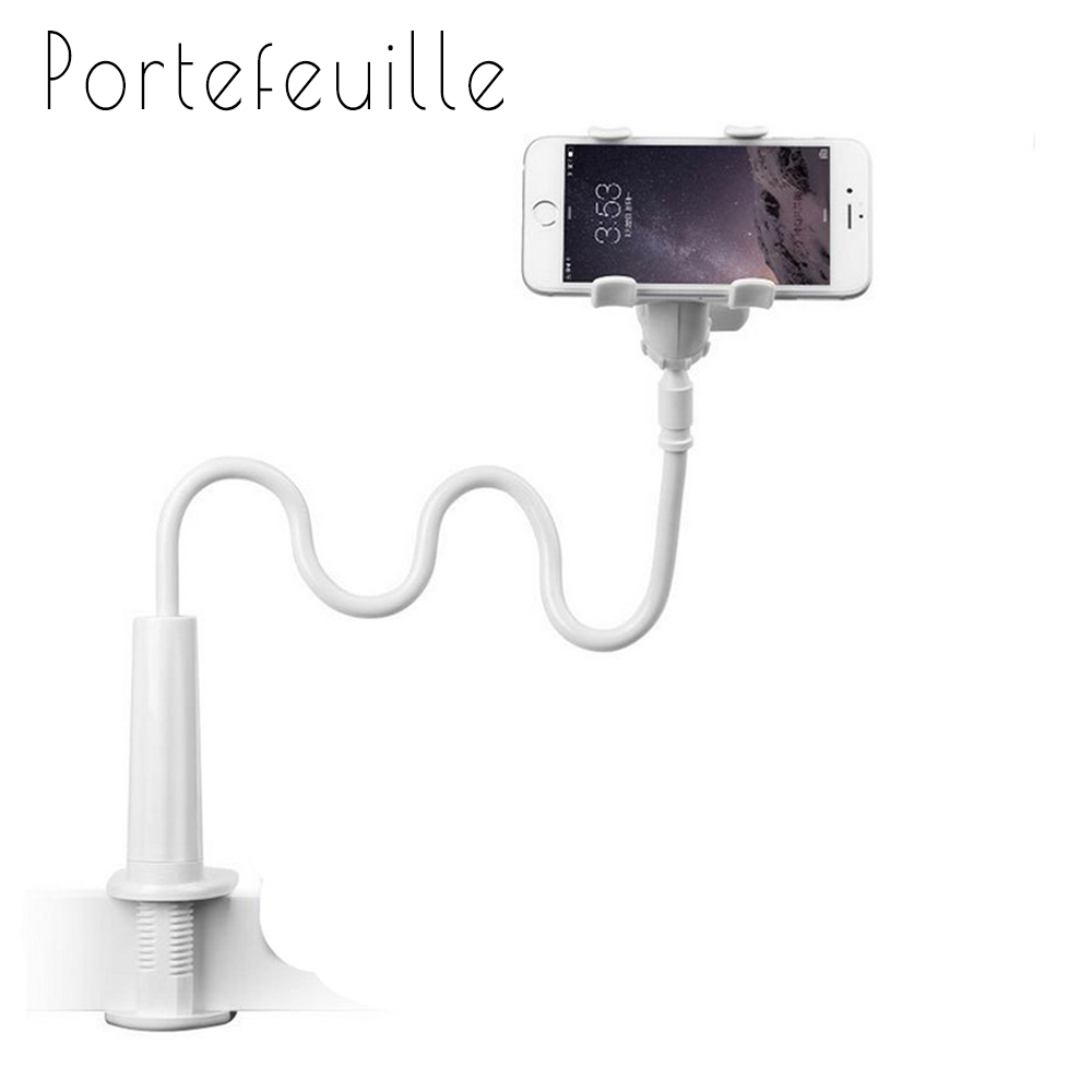 Rotating 360 Degree Flexible Arm Universal Mobile Phone