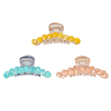 CHIMERA Trendy Hair Crab New Style Crystal Pin Claw Acrylic Clips for Women Girls Accessories Fashion Jewelry Barrette