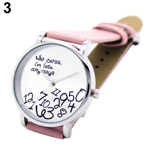 Отклонилось Для женщин квалифицированных разработан Кто заботится Искусственная кожа арабскими цифрами письма печатаются Часы
