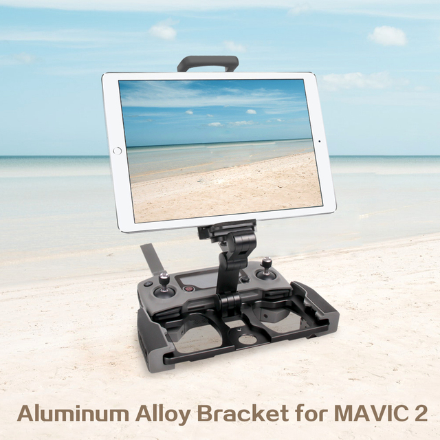Sunnylife Remote Controller Phone Tablet Clip CrystalSky Monitor Holder Bracket For DJI MAVIC 2 PRO/ AIR/ SPARK Drone