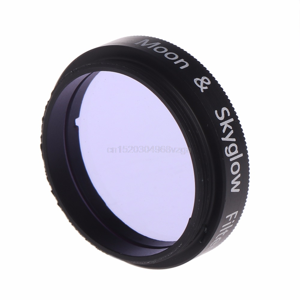 1.25 inch Moon and Filter for Astromomic Telescope Eyepiece Ocular Glass Skyglow Filter J12 dropshipping|telescope eyepiece filters|telescope moon filter|filter 1.25 - title=