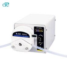Светодиодный дисплей разливочная машина для жидкостей/жидкостный дозатор Перистальтический Насос