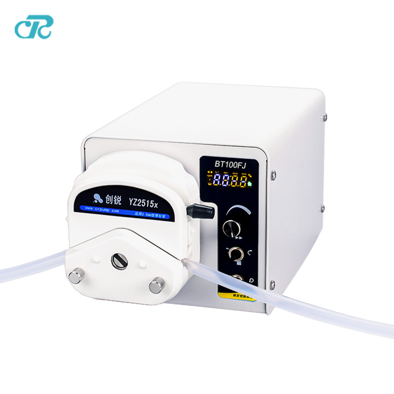 LED display liquid filling machine/ viscous liquid dispenser peristaltic pump