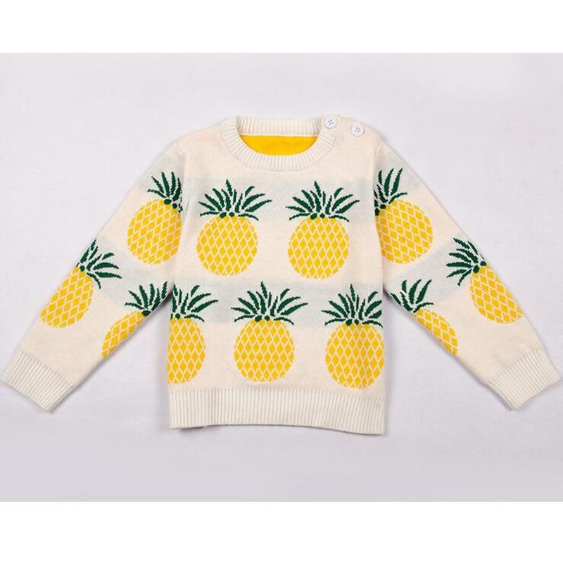 Dječji džemperi za djevojčice Jesen Djeca Dječji džemper - Dječja odjeća